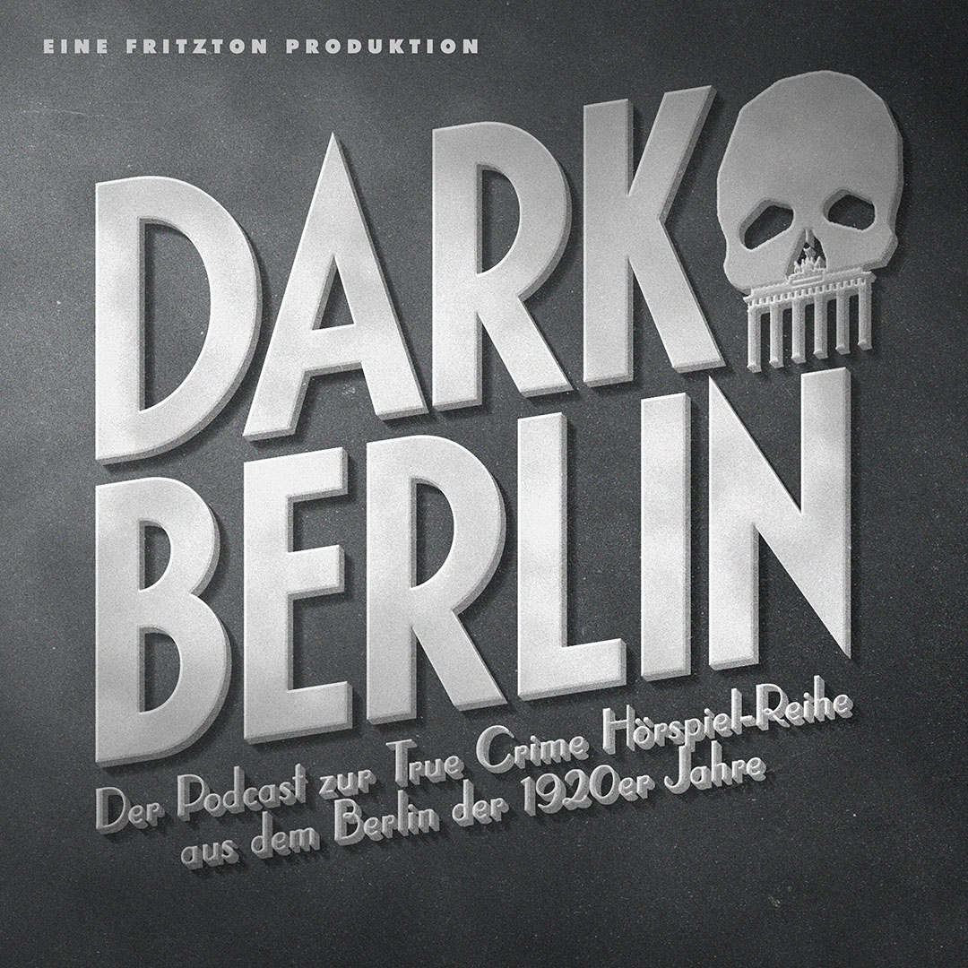 Dark Berlin - Key Visual Podcast