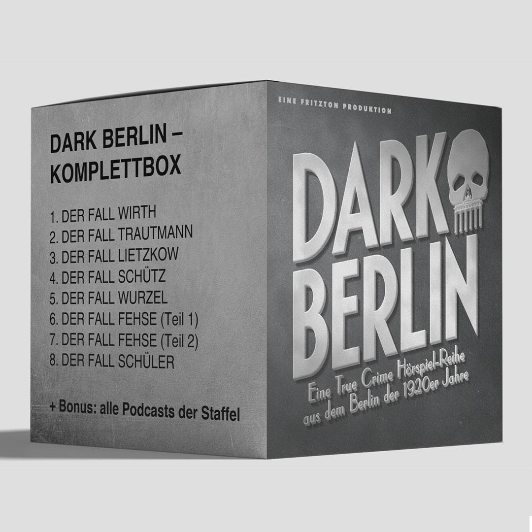 Dark Berlin - Box-Set Staffel 1